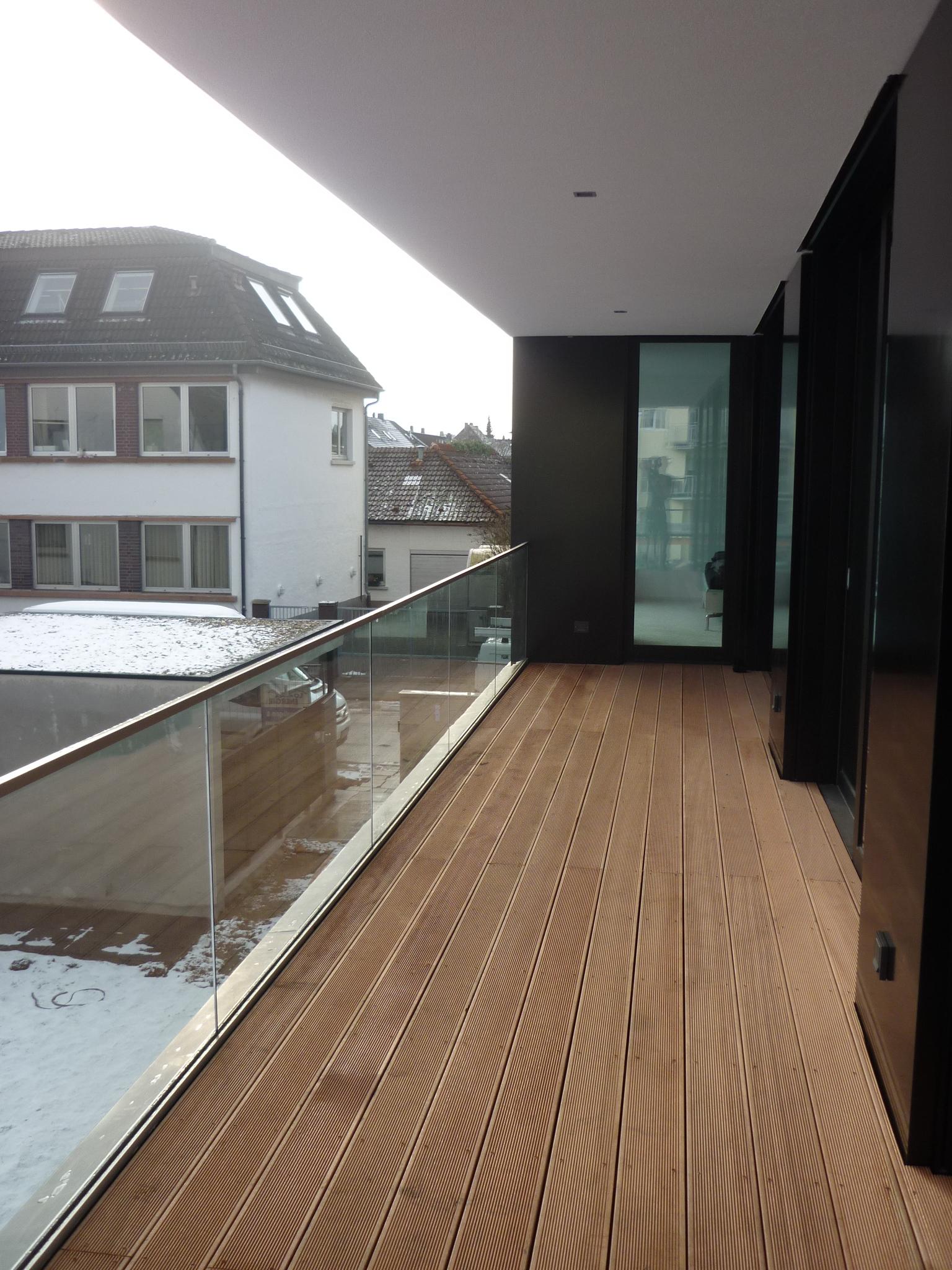 Rahmenlose Glasgeländer - Glas Hetterich GmbH