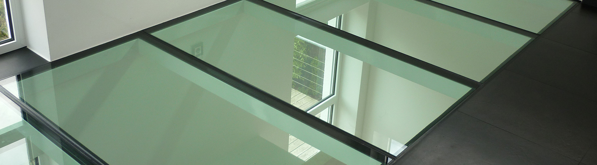 Balkon Glas begehbares glas für balkon - glas hetterich gmbh